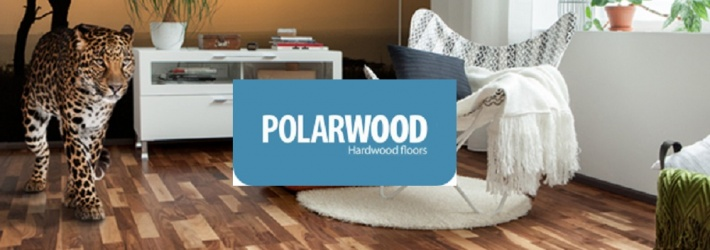 logo parket polarwood